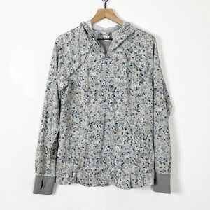 Lululemon Lightened Up Pullover Jacket Size 10